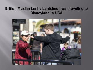Paul Hayward Bangkok | British Muslim family banished from traveling