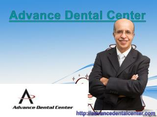 Advance Dental Center