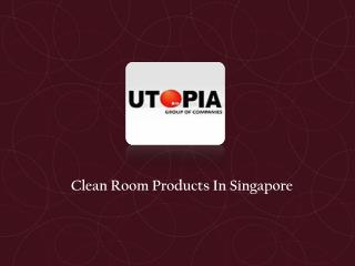Cleanroom Products