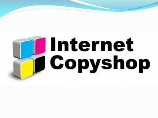 copyshop-Internet copyshop