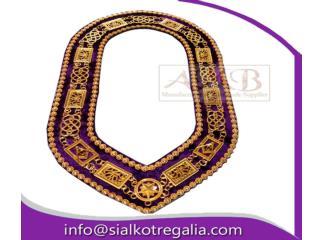 Masonic Master chain collar