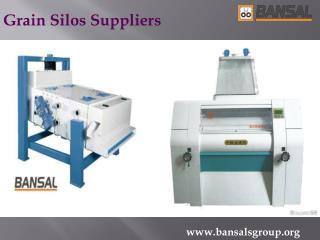 Grain Silos Suppliers