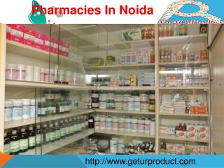 Pharmacies in Noida