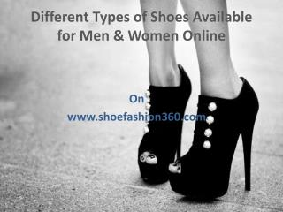 Shoefashion360 Shoes For Men & Women