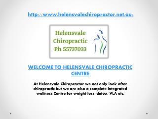Helensvale Chiropractor