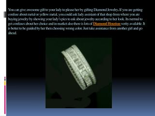Diamond Jewelry Houston
