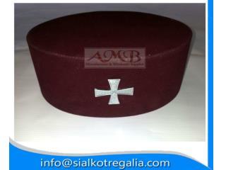 Knight Templar Preceptor Hat