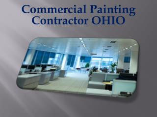 Commercial Painting Contractor OHIO