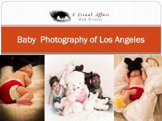 Baby  Photography of Los Angeles