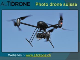 Connaître drone photographie et leurs utilisations
