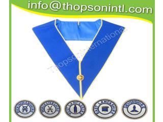 Masonic regalia  craft provincial undress collar