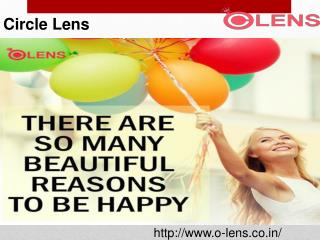 Circle Lens