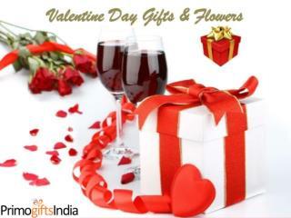 Buy Online valentine's Day Gifts & Flowers @ primogiftsindia.com/valentine