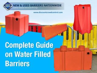 Crowd Control Barriers for Construction Sites � Know More!