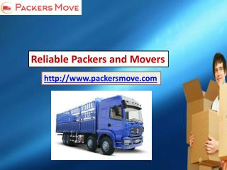 Office Shifting Services - Packersmove.com
