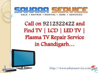 TV Repair in chandigarh | Call on 9212322422