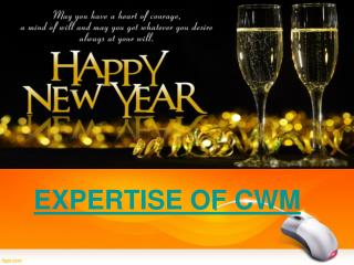 EXPERTISE OF CWM