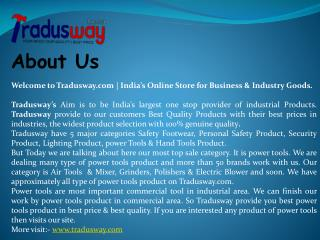 Best Power Tool Product on Tradusway