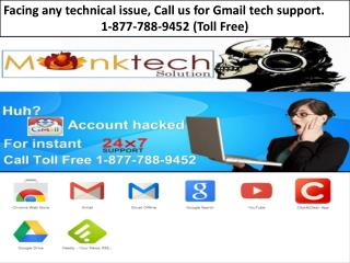 Gmail technical Support Number 1-877-788-9452(Toll Free) Tech/Help