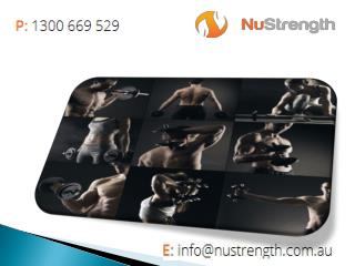Personal Trainer Mount Gravatt East - NuStrength