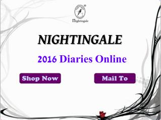 Vedic Diaries | Spiritual Books India | Diaries & Books - Nightingale
