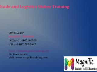 Microsoft Dynamics AX Trade and Logistics Online Training in UK