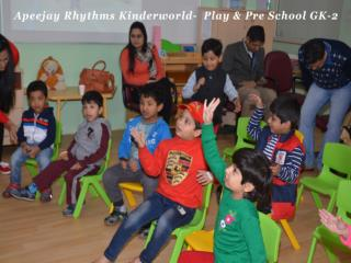 Top play schools in Delhi
