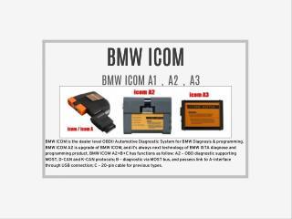 BMW ICOM