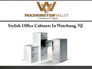 Stylish Office Cabinets In Watchung, NJ