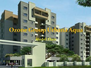 Ozone Group Urbana Aqua