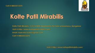 Kolte Patil Mirabilis
