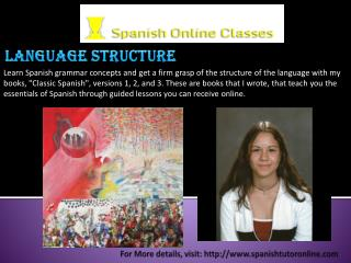 Learn To Speak Spanish Online