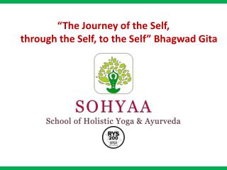 Yoga Therapy Teacher Training India - Sohyaa