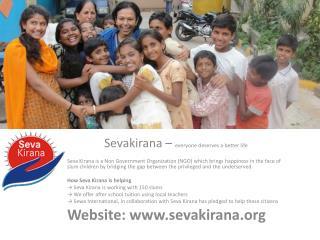 Best NGO in Bangalore
