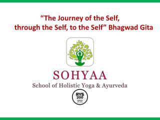 Yoga Therapy Training Programs - Sohyaa