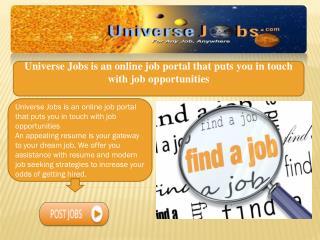 Universjobs