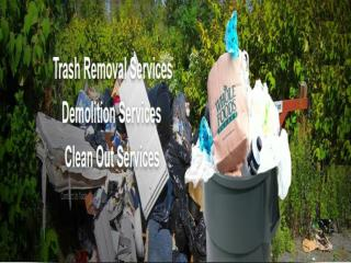 Hollywood Junk Removal - Trash Removal