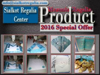 Fellow Craft Apron Craft Regalia