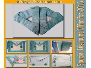 Masonic Officer collar craft regalia
