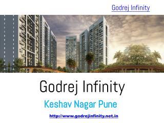 Godrej Infinity Keshav Nagar Pune - Godrej New Project