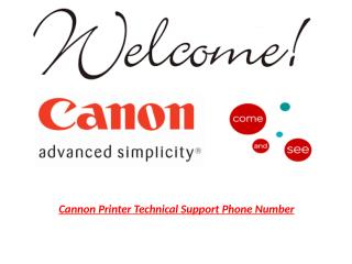 Canon Printer Tech Support Number 1 800-644-5716