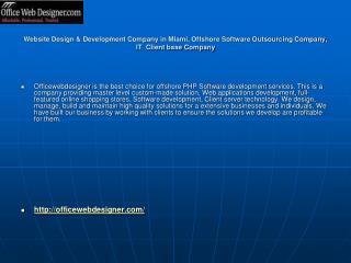 web development - Officewebdesigner.com