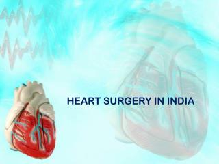 Get heart surgery in india