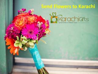 Send flowers to karachi