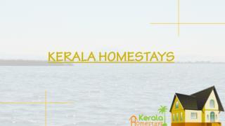 Kerala Homestay online