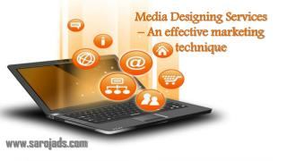 Media Design & Buying Services in Chennai