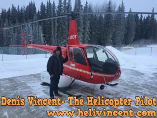 Denis Vincent - The Helicopter Pilot