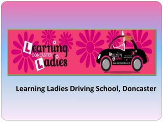Affordable Car Driving Schools in Doncaster