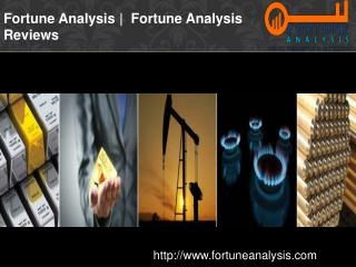 Fortune Analysis | Fortune Analysis Reviews