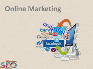 Online Marketing - Discover SEO Melbourne